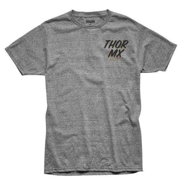THOR T-Shirt Doin Dirt Grå
