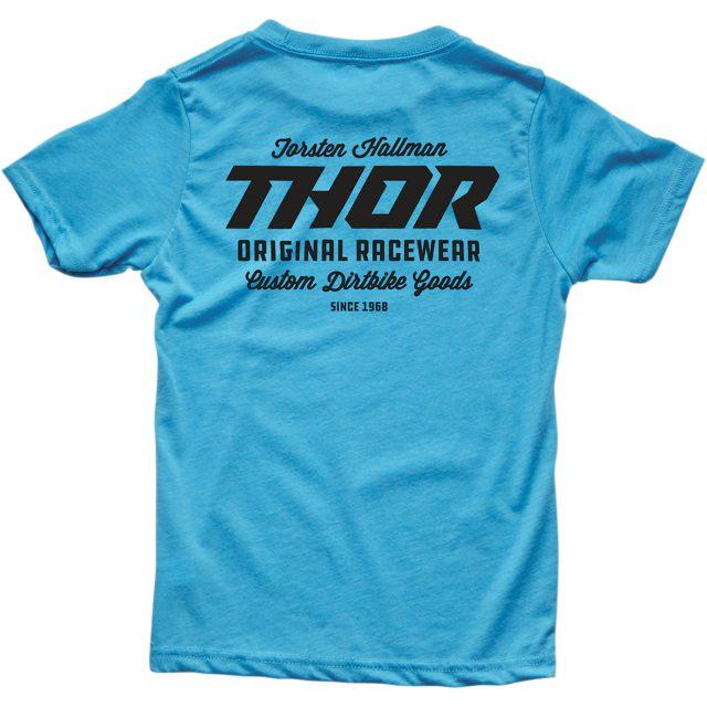 THOR T-Shirt The Goods Blå