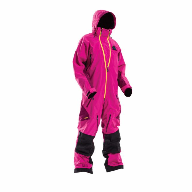 Tobe Overall Mono Suit Vivid Fuchsia