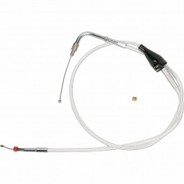 Tomgångsvajer / Farthållare Standard Platinum Series Rostfritt Silver BARNETT
