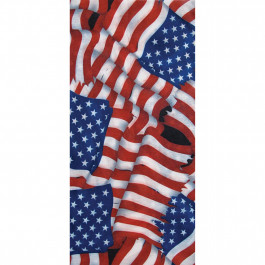 TUBE AMERICAN FLAG