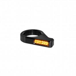 TURNSIG LED 54/56MM BK