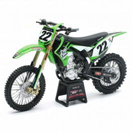 Twotwo Motorsport Kawasaki Chad Reed Newray
