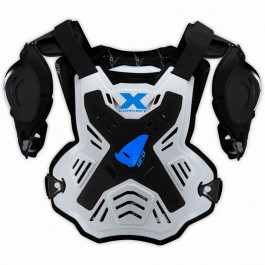 UFO Bröstskydd X-Concept Vit/Svart