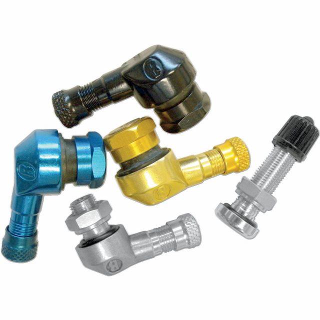 Ventil vinklad Aluminium KL Supply