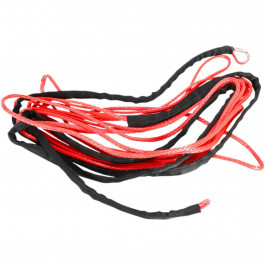 WINCH ROPE 1/4 X50' RED