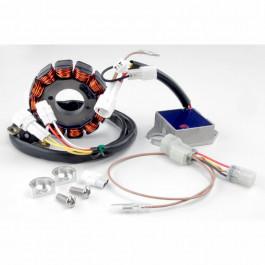 WR 250, 06-09, WR 450, 05-11 100W, DC system, stator, likriktare