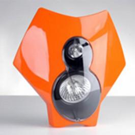 X2 Eclipse HID, Modell specifik KTM, Orange