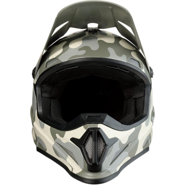 Z1R Crosshjälm Rise Camouflage Grön